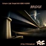 秋のM3用CD、「BRIDGE」のジャケットイラストを公開しました。